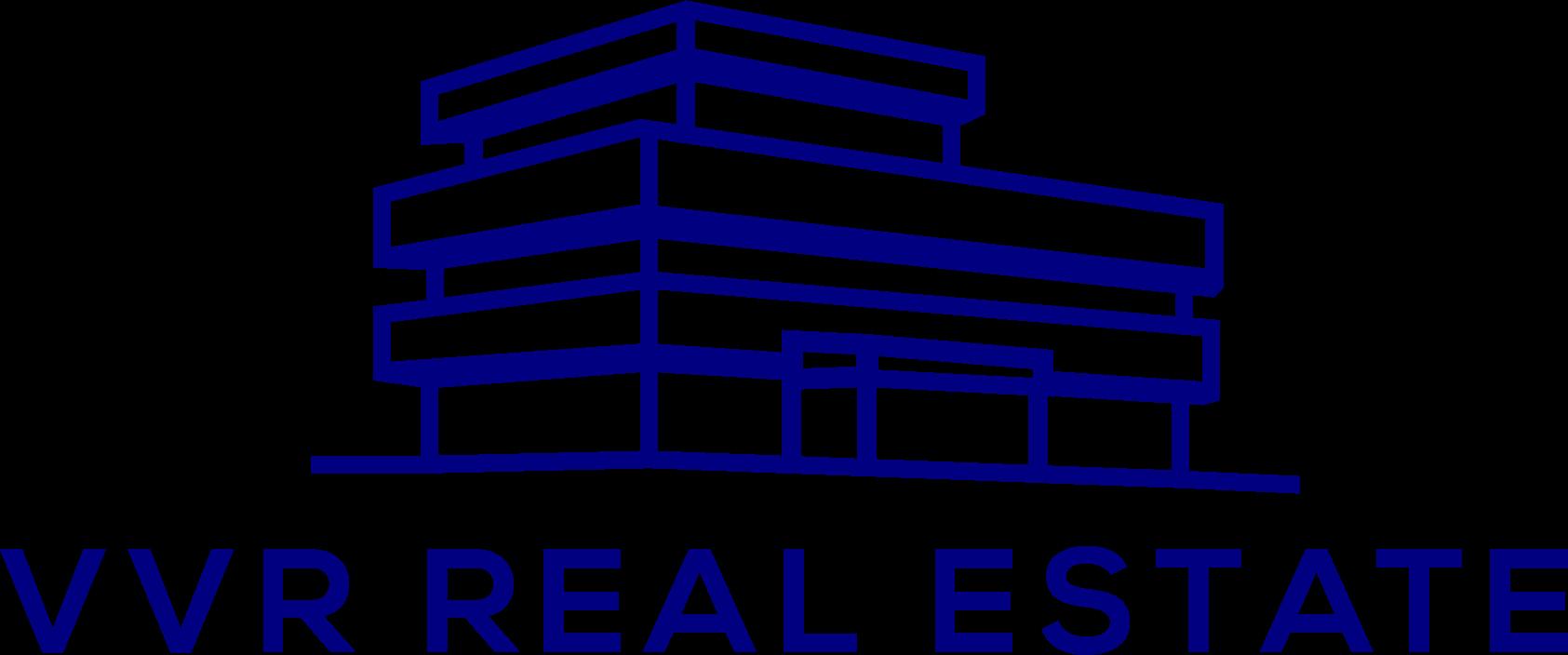 VVR Real Estate Logo